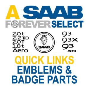 ASAABFOREVER SELECT: SAAB Emblem Quick Links