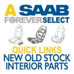 ASAABFOREVER.com SELECT: SAAB 9-3 New Old Stock Interior Parts