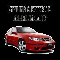 SAAB Styling & Exterior Enhancements