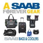 SAAB Bags & Coolers