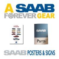 SAAB Posters & Signs