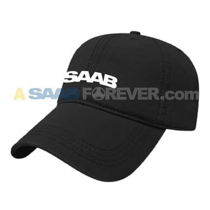 9e00fd4d2766b SAAB Low Profile Six-Panel Unstructured Cap - ASAABForever.com