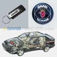 SAAB 9000 Accessories