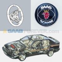 SAAB 9000 Steering