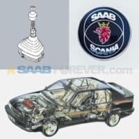SAAB 9000 Transmission