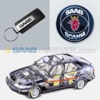 SAAB 900 Accessories