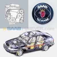 SAAB 900 Engine