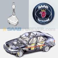 SAAB 900 Transmission
